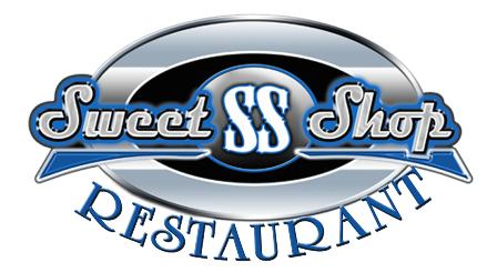 Sweet Shop Restaurant Logo
